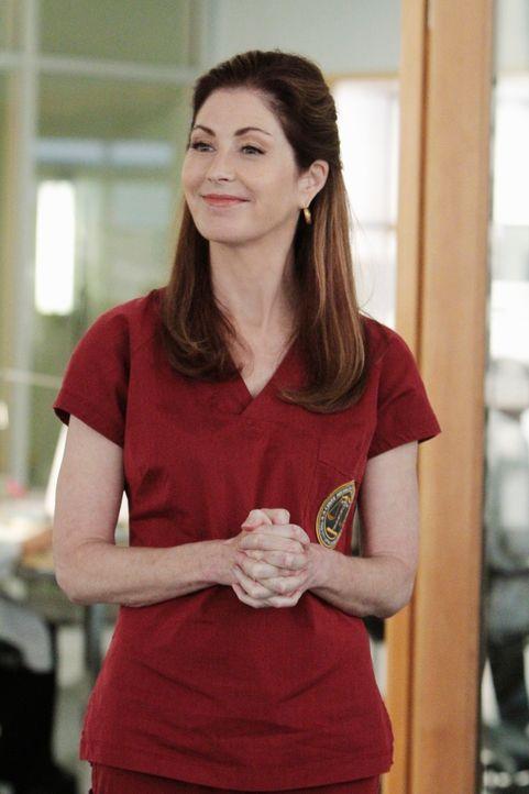 Als Martin Loebs Frau bei einem Jagdausflug ums Leben kommt, wird Dr. Megan Hunt (Dana Delany) als Expertin hinzugezogen ... - Bildquelle: ABC Studios