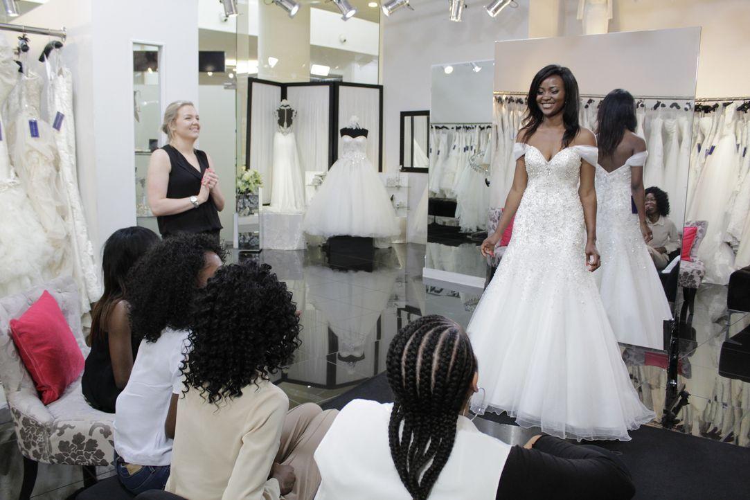 Bringt die Braut weibliche Familienangehörige zur Beratung mit, gibt es häuf... - Bildquelle: TLC & Discovery Communications