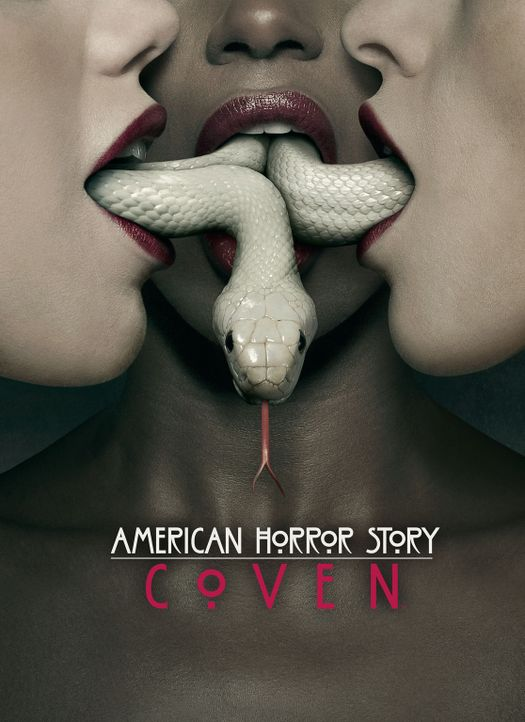 (3. Staffel) - American Horror Story - Plakat - Bildquelle: 2013-2014 Fox and its related entities. All rights reserved.