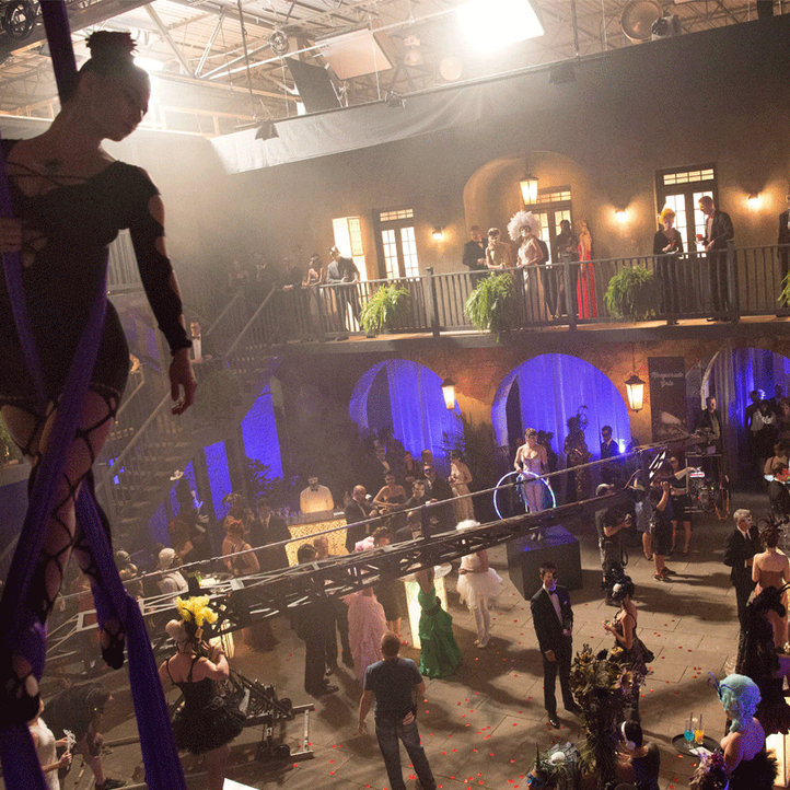 The Originals, Staffel 1: Behind the Scenes - Bildquelle: Warner Bros. Entertainment Inc.