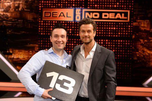 Deal or no Deal - 20 Boxen und die Möglichkeit, 250.000 Euro mit nach Hause z...
