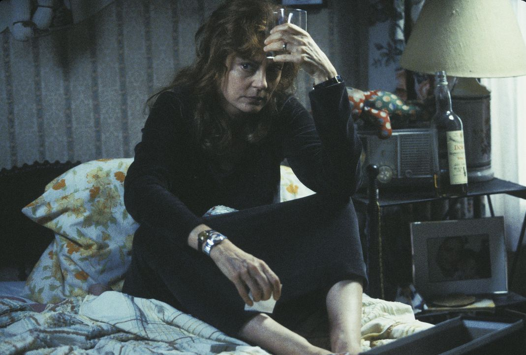 Verzweifelt in ihrer Trauer: Jojo Floss (Susan Sarandon) ... - Bildquelle: Touchstone Pictures