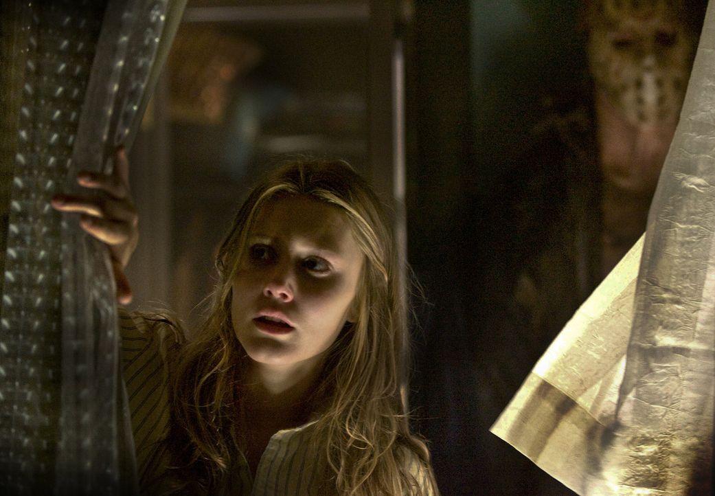 Im Visier eines eiskalten Killers: Bree (Julianna Guill) ... - Bildquelle: 2011 BY PARAMOUNT PICTURES. ALL RIGHTS RESERVED.