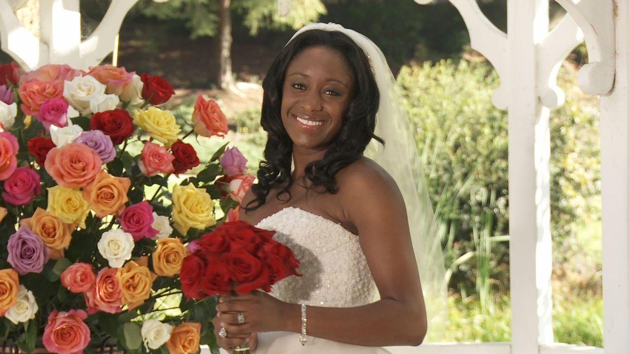 Whitney ist davon überzeugt, dass ihre Hochzeit die beste sein wird. Sehen das ihre Konkurrentinnen genauso? - Bildquelle: Richard Vagg DCL