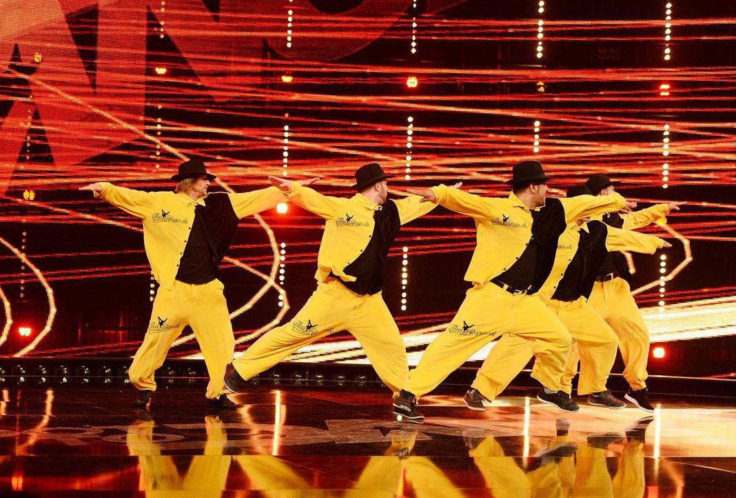 Got-To-Dance-tha-Gipsys-02-SAT1-ProSieben-Willi-Weber - Bildquelle: SAT.1/ProSieben/Willi Weber