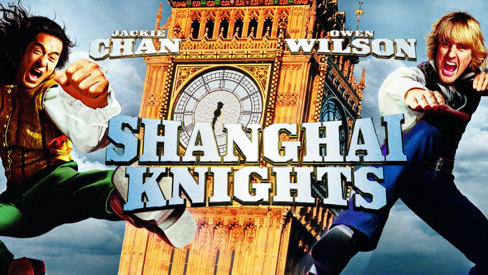 Shanghai Knights - Bildquelle: 2002 Touchstone Pictures and Spyglass Entertainment Group, L.P.