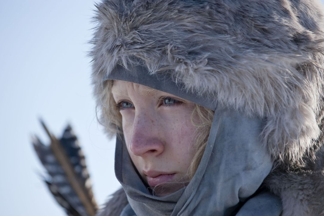 Als die 16-jährige Hanna (Saoirse Ronan), die fast ihr ganzes Leben in der arktischen Wildnis Finnlands verbracht hat, in die Zivilisation zurückg... - Bildquelle: 2011 Focus Features LLC. All Rights Reserved.