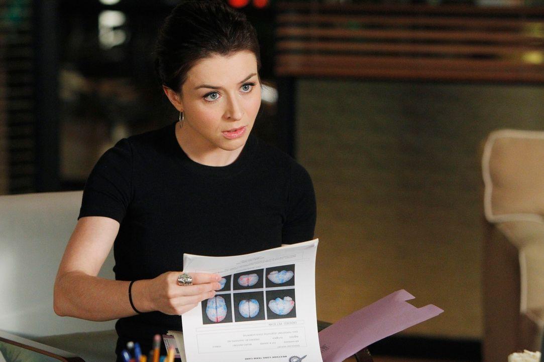 Kann nicht glauben, dass ihre Patientin schwanger ist: Amelia (Caterina Scorsone) ... - Bildquelle: ABC Studios