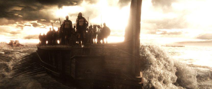 300: Rise of an Empire - Angeführt von dem athener Kriegshelden Themistokles...