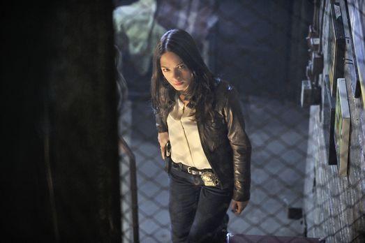 Beauty and the Beast - Catherine Chandler (Kristin Kreuk) ist Polizeibeamtin...