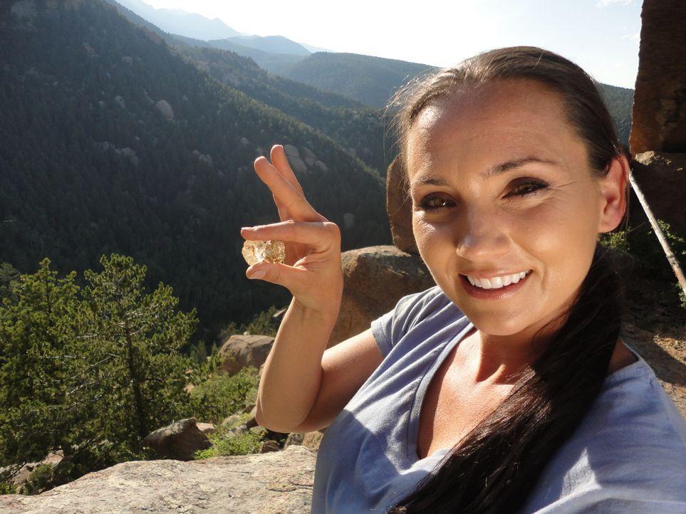 Ein wichtiger Kunde hat bei Amanda einen Topaz bestellt. Wird sie den gewünschten Stein wirklich finden? - Bildquelle: High Noon Entertainment 2014