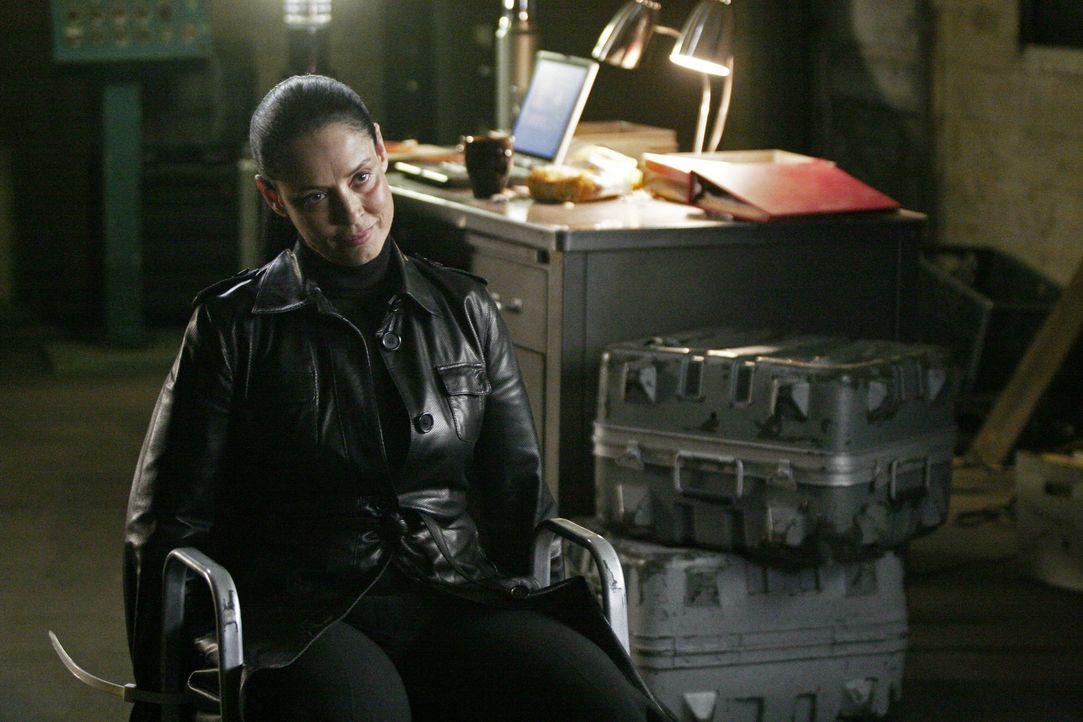 Hat einen hinterhältigen Plan: Elena (Sonia Braga) ... - Bildquelle: Touchstone Television
