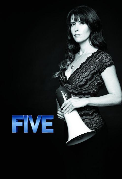 "In ""FIVE"" führte unter anderem Patty Jenkins Regie. - Bildquelle: 2011 Sony Pictures Television Inc. All Rights Reserved."