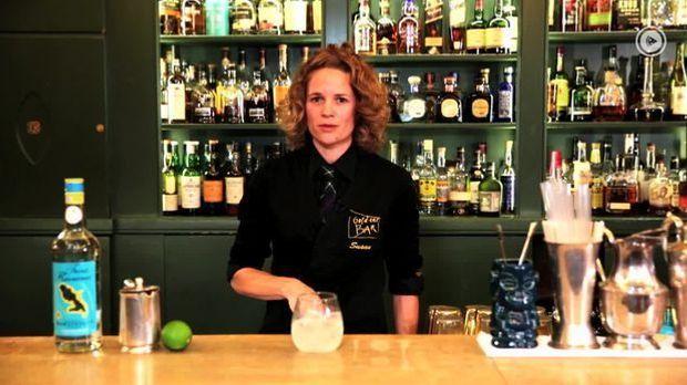 Petit Punch Cocktail