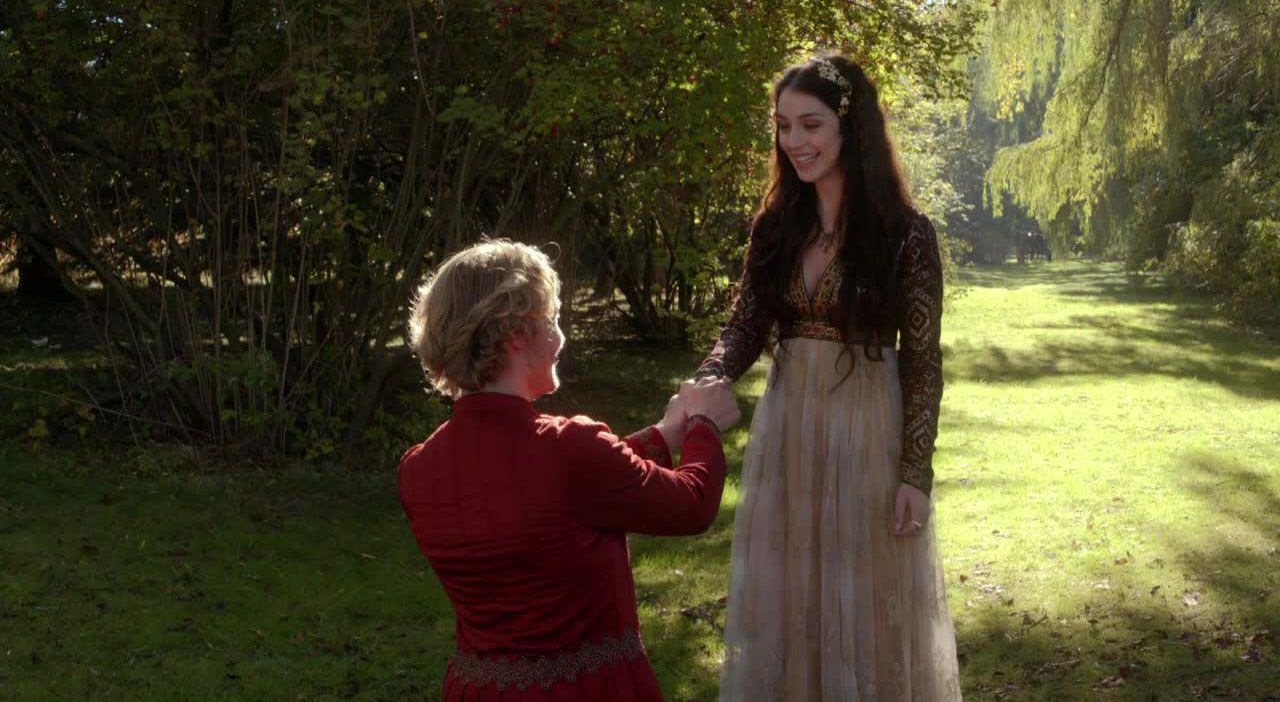 Der Heiratsantrag - Bildquelle: 2013 The CW Network, LLC. All Rights Reserved.