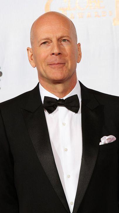 Bruce Willis - Bildquelle: AFP