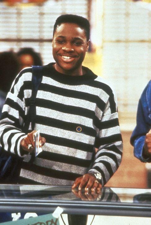 Als einziger Junge hat es Theo Huxtable (Malcolm-Jamal Warner) oft nicht leicht. - Bildquelle: Viacom