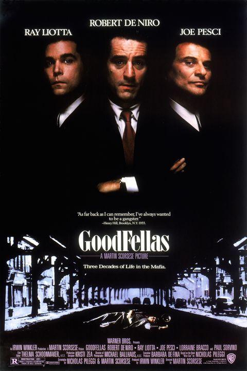 """Tommy DeVito (Joe Pesci, r.) und Jimmy """"The Gent"""" Conway (Robert De Niro, M.) können es gar nicht leiden, wenn man ihnen in den Rücken fällt - das b... - Bildquelle: Warner Bros."""