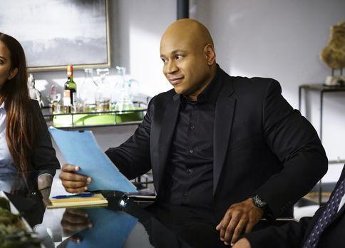 Muss Undercover ermitteln, um einen Mord aufzuklären: Sam (LL Cool J) ... - B...