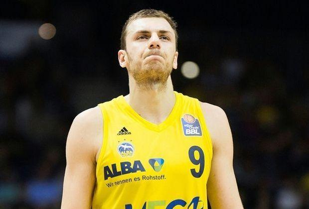 Elmedin Kikanovics 22 Punkte halfen Alba nicht