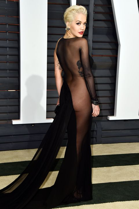 Oscars-Vanity-Fair-Party-Rita-Ora-150222-getty-AFP - Bildquelle: getty-AFP