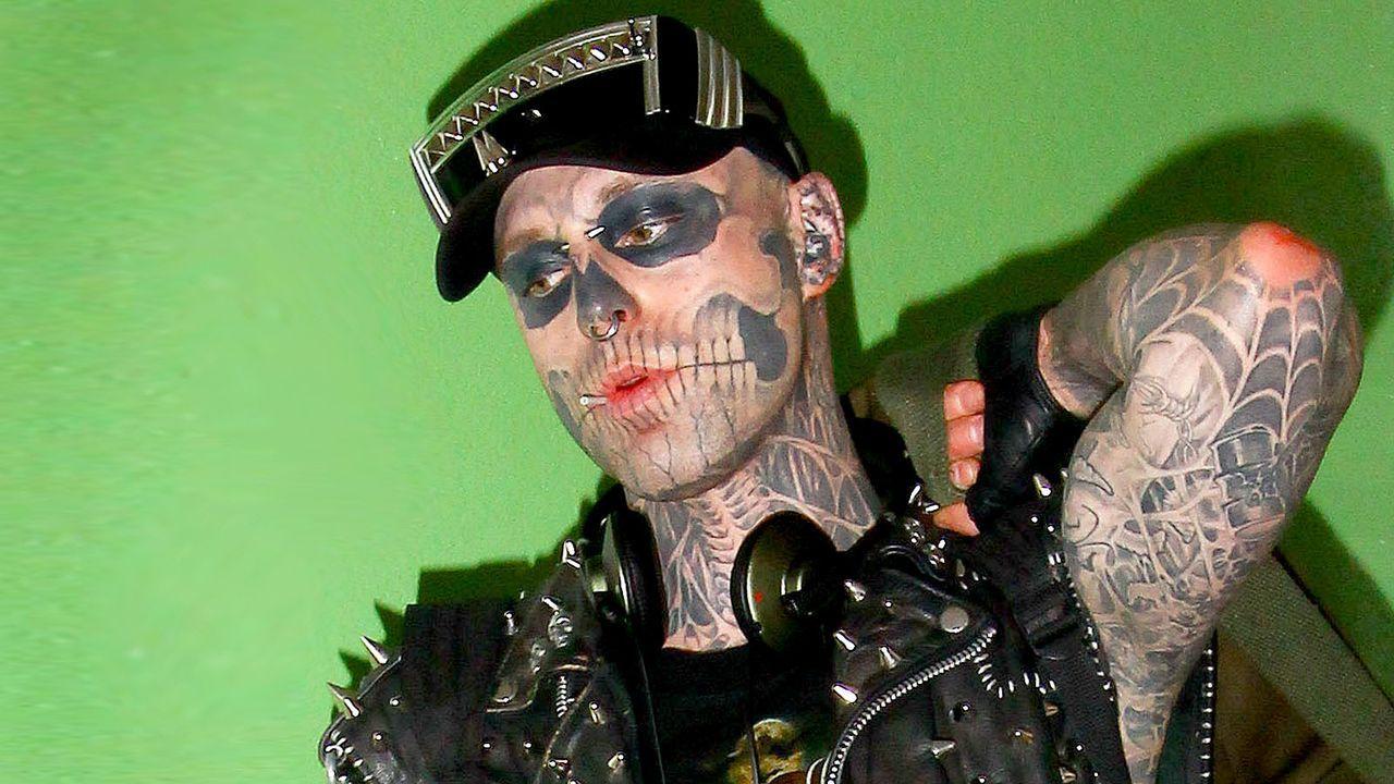 Zombie-Boy-Rick-Genest-12-05-21-WENN - Bildquelle: WENN.com