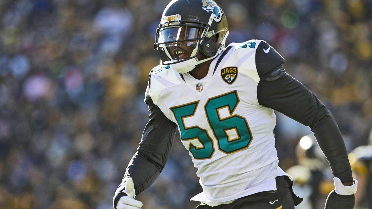 Dante Fowler (Jacksonville Jaguars) - Bildquelle: imago/Icon SMI