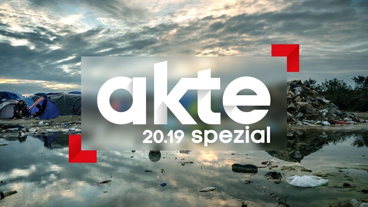 akte 20.19 Spezial - Logo - Bildquelle: SAT.1