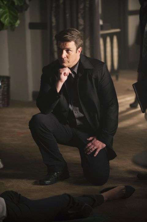 Um weiter mit Beckett arbeiten zu können, besorgt sich Castle (Nathan Fillion) eine Zulassung als Privatdetektiv. Doch ist das eine gute Idee? - Bildquelle: ABC Studios