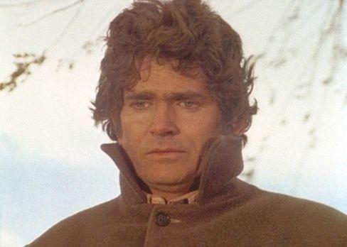 Unsere kleine Farm - Voller Trauer muss Charles (Michael Landon) die ersten O...