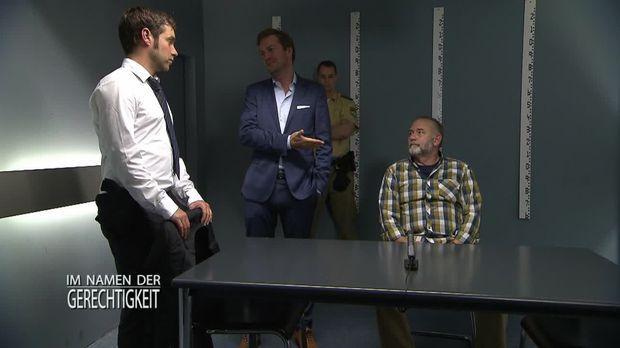 Im Namen Der Gerechtigkeit - Im Namen Der Gerechtigkeit - Staffel 2 Episode 125: Guter Bulle, Böser Bulle