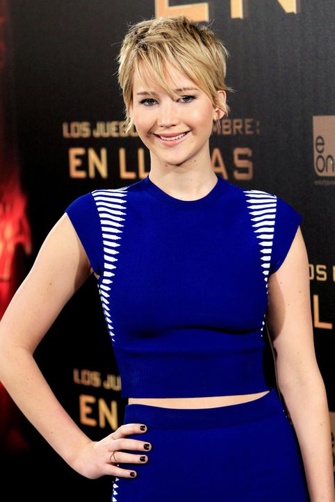 Jennifer-Lawrence-Tribute2-Photocall-Madrid-131113-dpa - Bildquelle: dpa