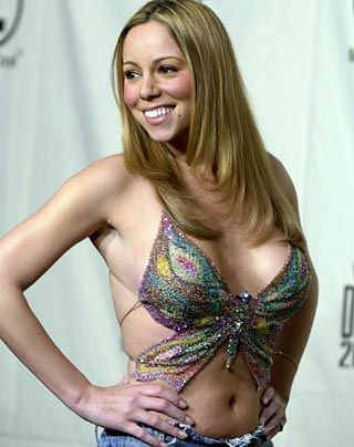 Galerie: Mariah Carey - Bildquelle: AFP