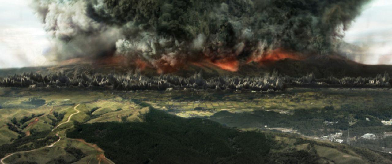 Die tektonische Platte, auf der die japanischen Inseln liegen, rutscht langsam, aber stetig ins Erdinnere. Schwere Erdbeben, Vulkanausbrüche und Tsu...