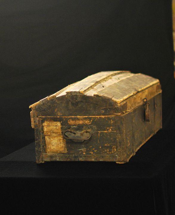 Eine Reise, die niemals endet? Don Wildman rekonstruiert die historische Reise eines Koffers durch das Death Valley. - Bildquelle: 2012,The Travel Channel, L.L.C. All Rights Reserved