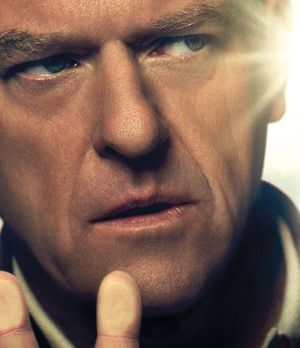 "Dean Norris spielt James ""Big Jim"" Rennie"