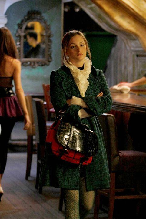 Macht sich große Sorgen um Chuck, wovon er allerdings nichts wissen möchte: Blair (Leighton Meester) ... - Bildquelle: Warner Brothers