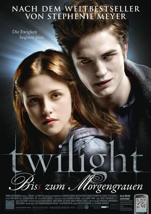 TWILIGHT - BISS ZUM MORGENGRAUEN - Plakatmotiv - Bildquelle: 2008 Summit Entertainment, LLC All Rights Reserved