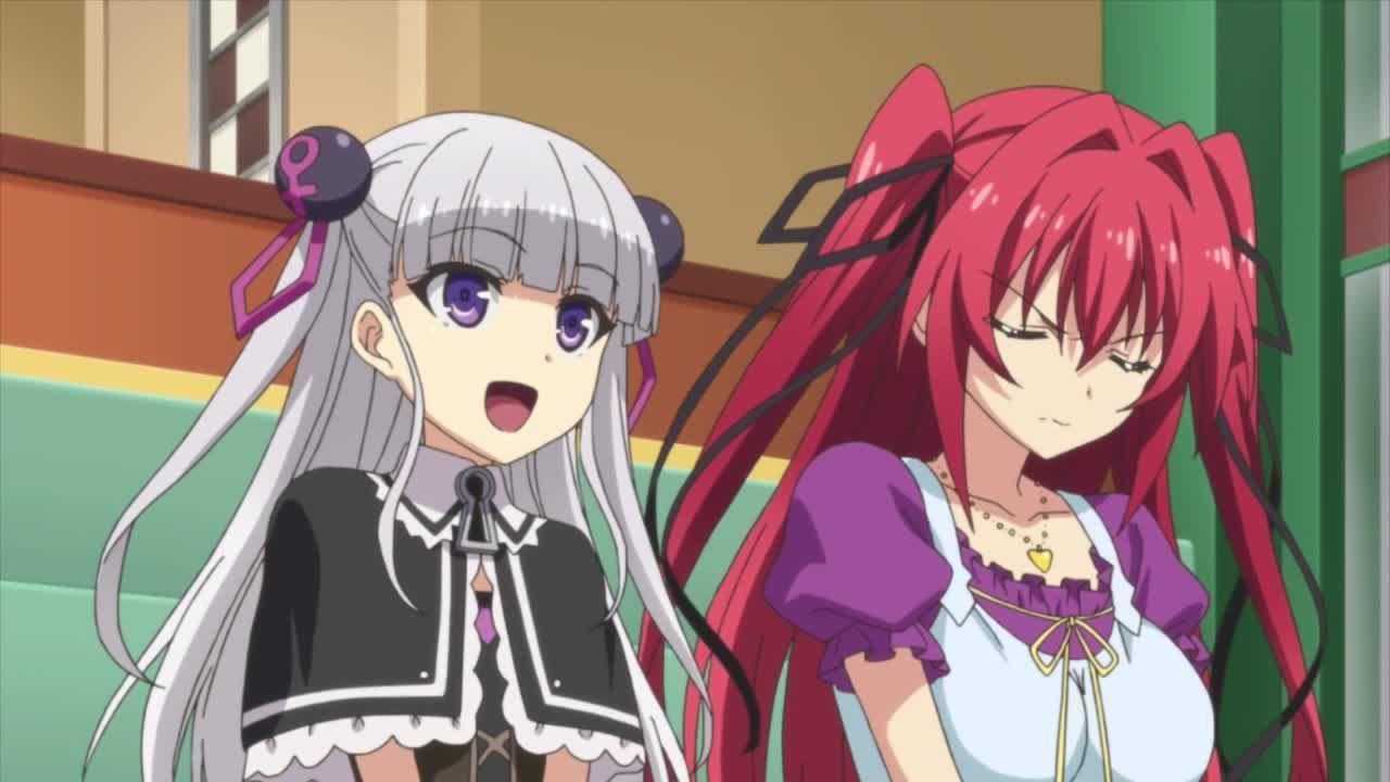 Maria und Mio - die beiden neuen Schwestern