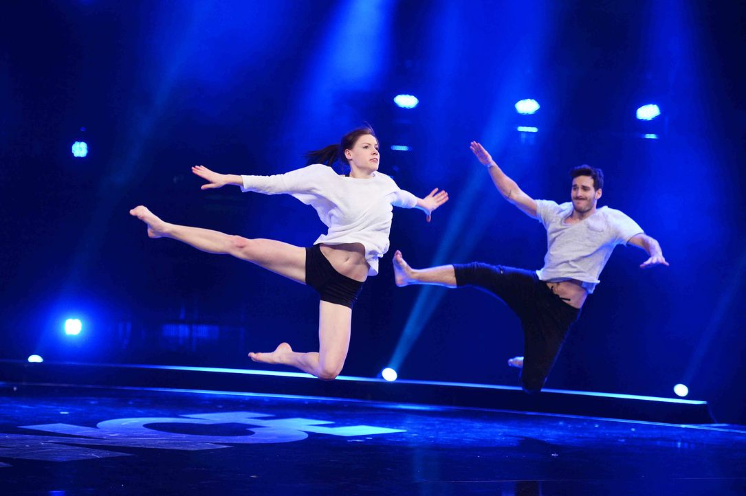 Got-To-Dance-Lisa-Manuel-05-SAT1-ProSieben-Willi-Weber - Bildquelle: SAT.1/ProSieben/Willi Weber