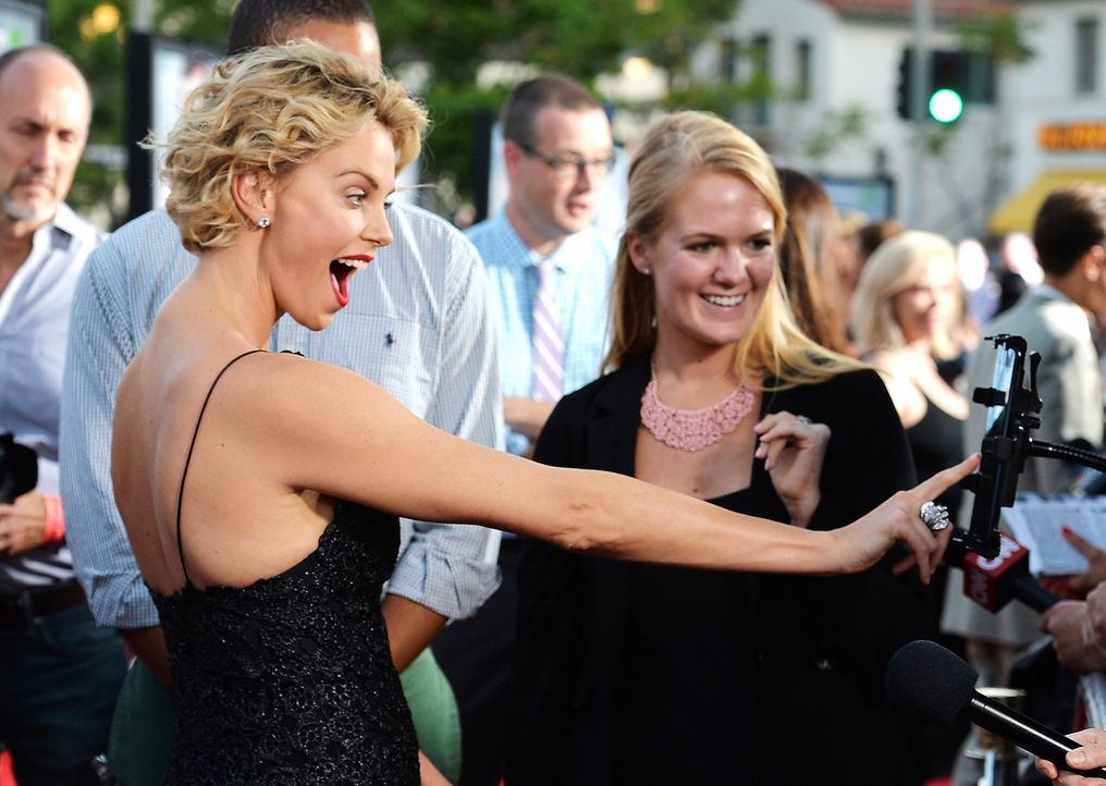 A-Million-Ways-To-Die-In-The-West-Premiere-LA-Charlize-Theron-140515-1-getty-AFP - Bildquelle: getty-AFP