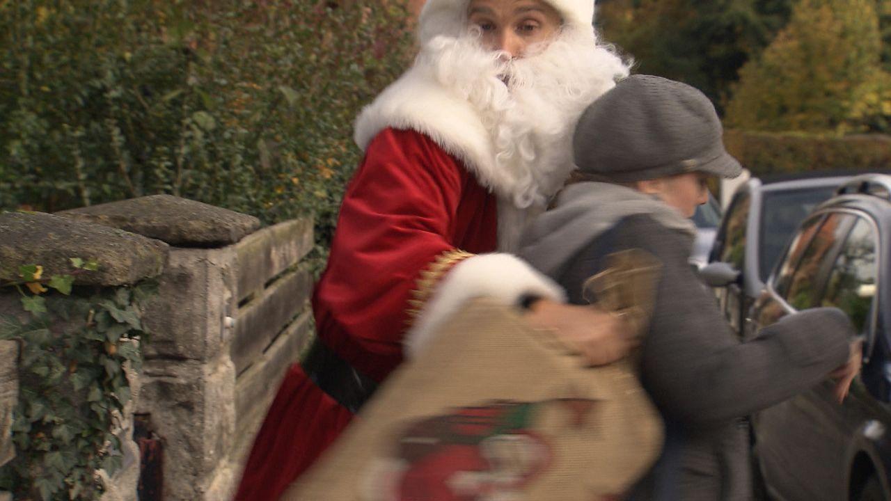 Wer-glaubt-schon-an-den-Weihnachtsmann5 - Bildquelle: SAT.1