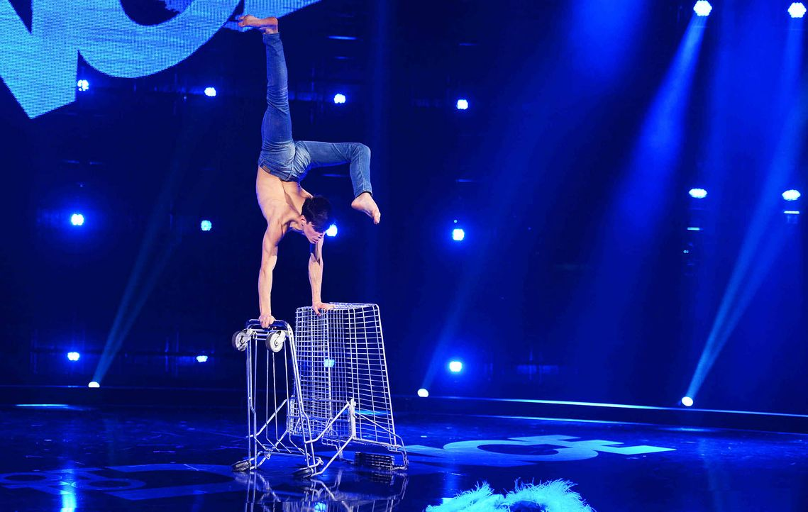 Got-To-Dance-David-Pereira-15-SAT1-ProSieben-Willi-Weber - Bildquelle: SAT.1/ProSieben/Willi Weber