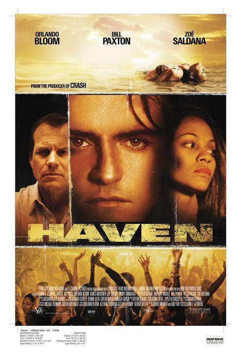 HAVEN - Plakatmotiv - Bildquelle: Syndicate Films