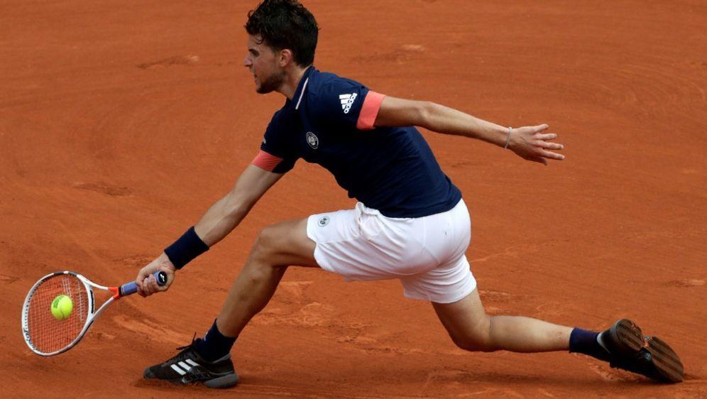 Thiem traf zuletzt im Finale der French Open auf Nadal - Bildquelle: AFPSIDTHOMAS SAMSON