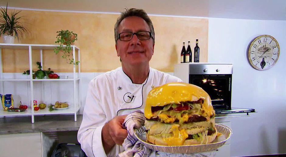 Abenteuer Leben Täglich Video Gog Big Mac Torte 7tv