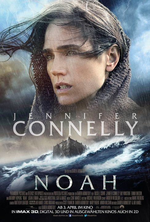 Noah Poster - Jennifer Connelly - Bildquelle: Paramount