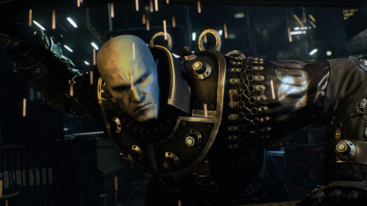 Werden Leon und Ada am Ende den Kampf gegen die monströsen bioorganischen Waffen gewinnen? Es kommt zum blutigen Showdown ... - Bildquelle: 2012 Capcom Co., Ltd. and Resident Evil CG2 Film Partners. All Rights Reserved.