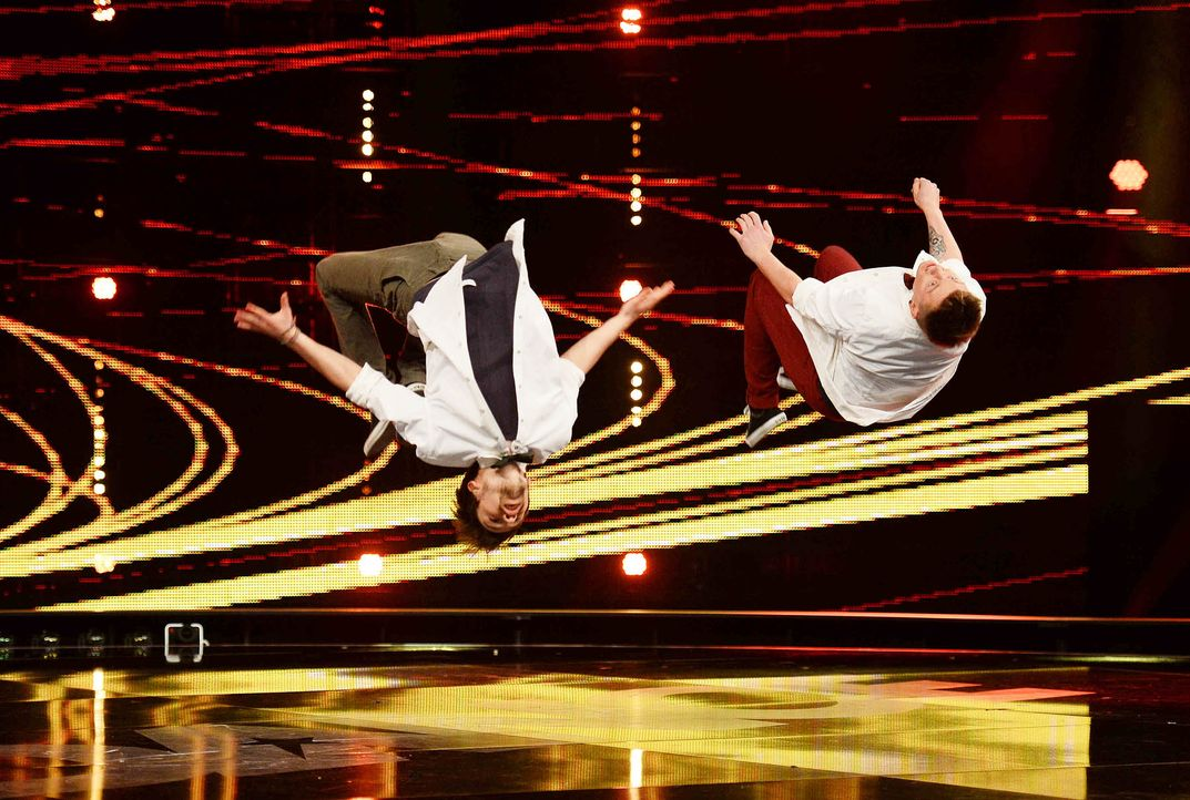 Got-To-Dance-Hot-Potatoes-06-SAT1-ProSieben-Willi-Weber - Bildquelle: SAT.1/ProSieben/Willi Weber