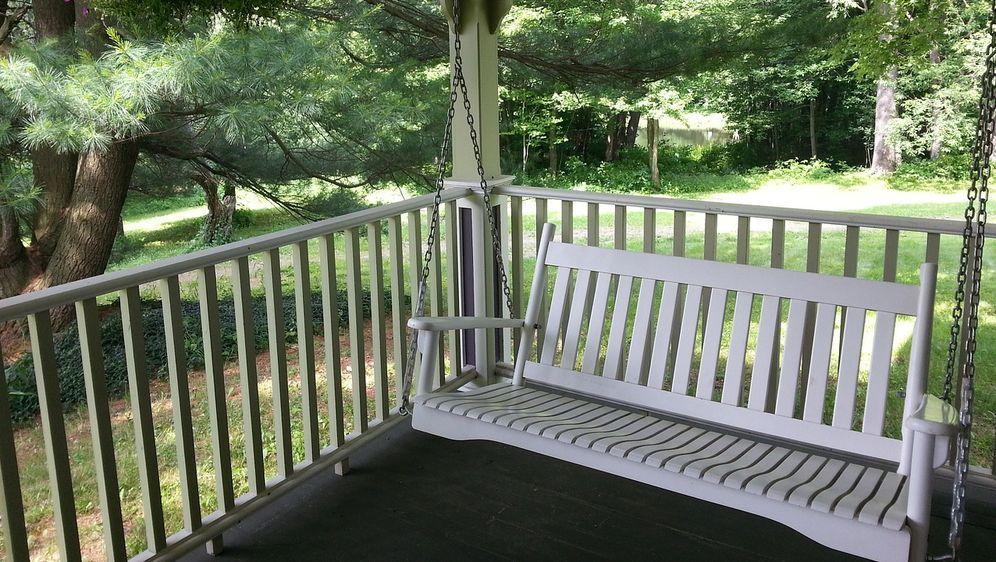 Gartenschaukel Kaufen Oder Selber Bauen Sat1 Ratgeber